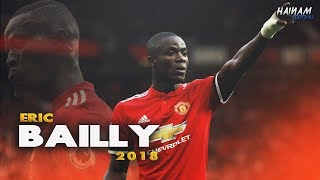 Eric Bailly - Manchester United - Solid Defensive Skills - 2018 HD