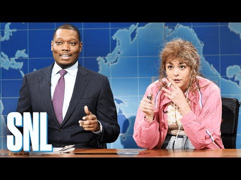 Weekend Update: Cathy Anne on Al Franken - SNL