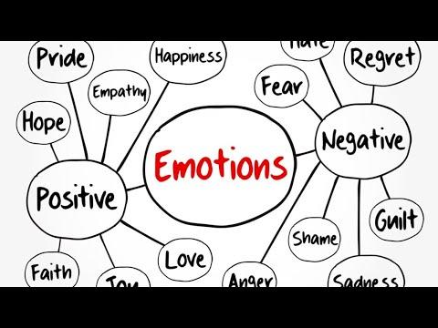 Обида, Печаль, Гнев, Страх-Зачем нужны эмоции (чувства)-Как контролировать эмоции-ТА№11