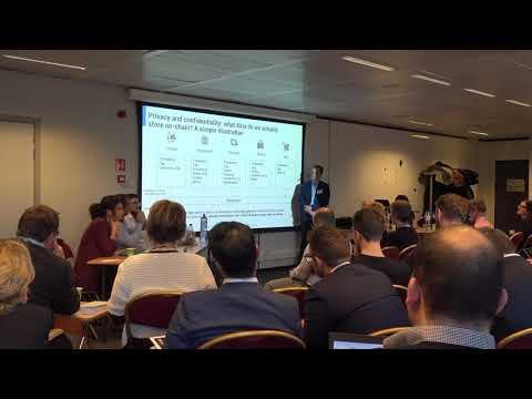 Supply Chain Workshop, 19 February 2019, Brussels Part 3 Working Sessions