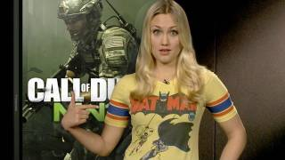 PS Vita Out In Japan & New MW3 Modes - IGN Daily Fix 12.16.11