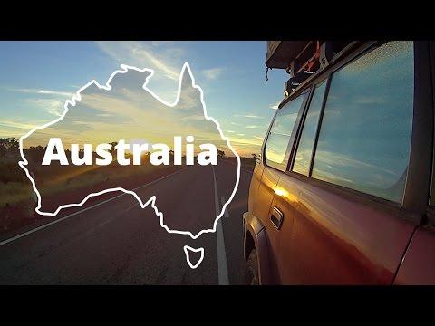 Australia Road Trip 2014/2015 - From Brisbane to Brisbane