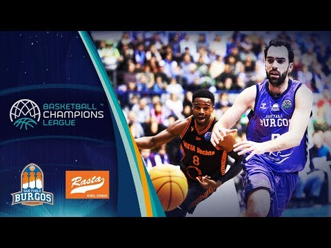 San Pablo Burgos V Rasta Vechta – Highlights – Basketball Champions League 2019-20