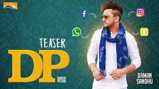 DP (Teaser) | Daman Sandhu | White Hill Music | Releasing On 19th January