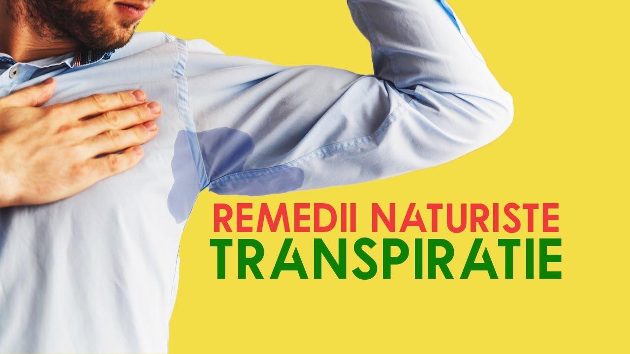 eliminare toxine prin transpiratie)