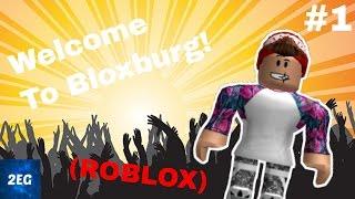 Bloxburg serie ROBLOX #1
