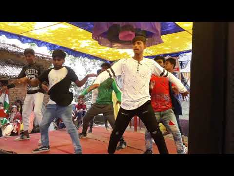 Arman khan Indian group dance