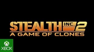 Stealth Inc 2 Coming April 3rd to Xbox One