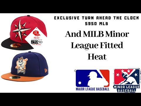 More MLB and MILB Heat From Lids.com To Add To The Collection