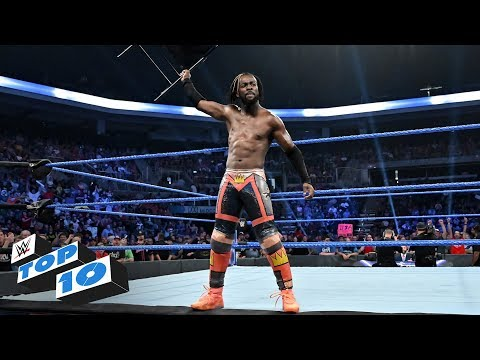Top 10 SmackDown LIVE moments: WWE Top 10, August 20, 2019