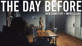 The Day Before NEW Gameplay + Impressions ( Is it real? )