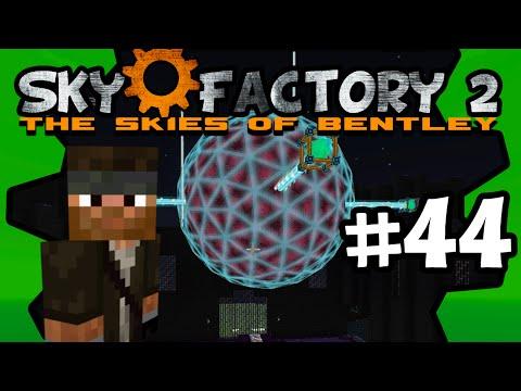 Tier 6 Draconic Energy Storage | Sky Factory 2 | Ep.44