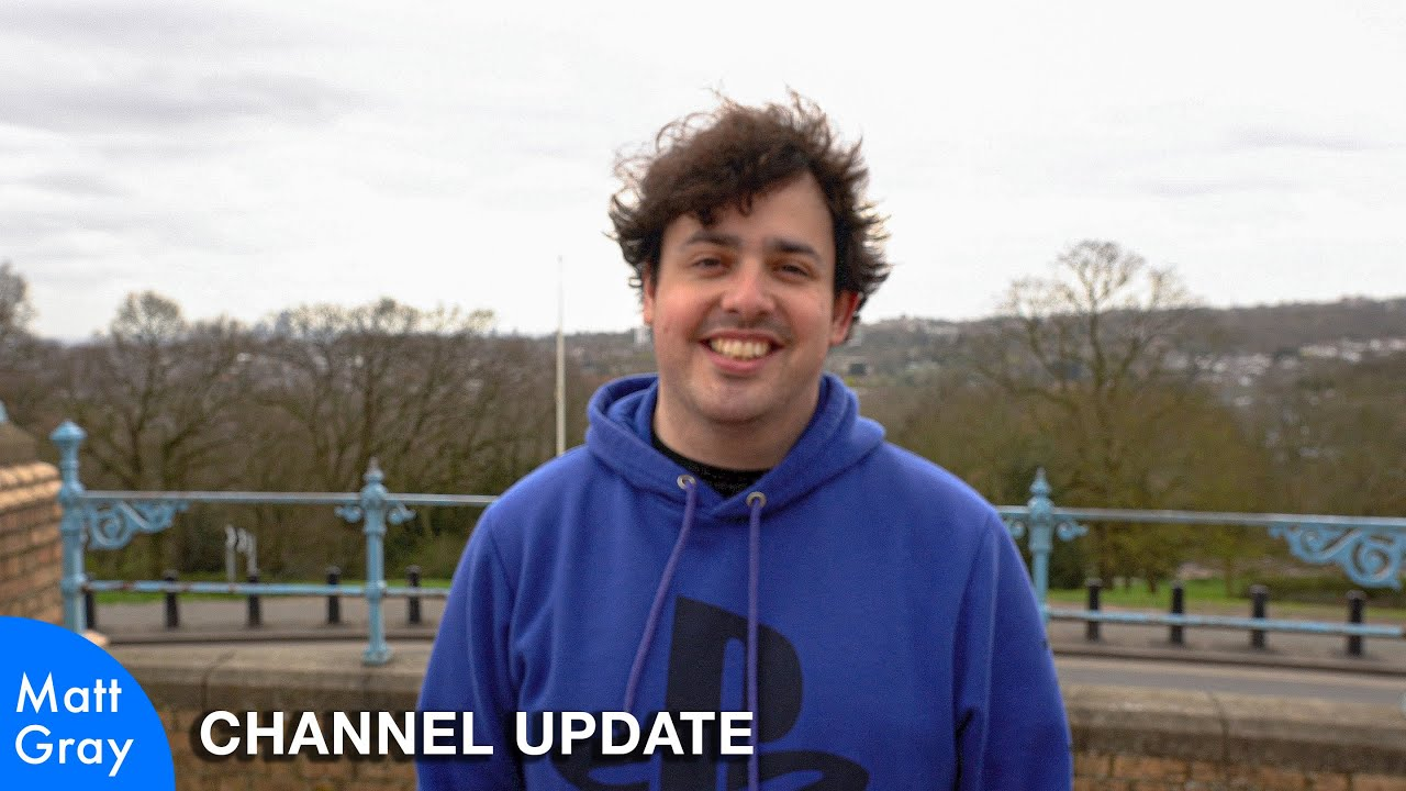 Youtube Thumbnail Image: March 2021 Update & FAQs