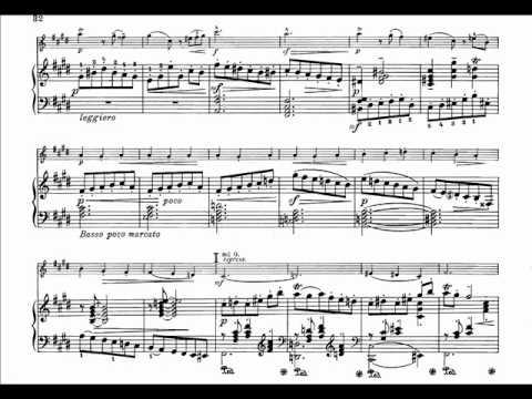 Platen - Violin Sonata (III)