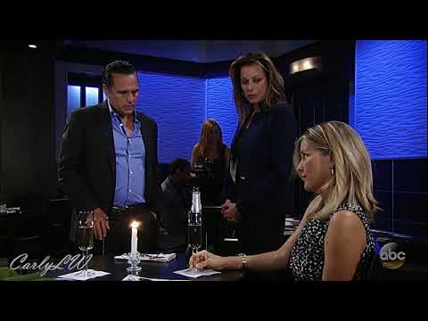 GH: Carly Scenes on 8/28/17