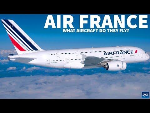 The Air France Fleet