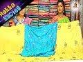 Amazing Collection of Organza, Banarasi Pattu & Designer Fancy Sarees || Hello Ladies || Vanitha TV