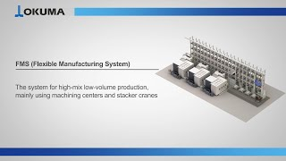 FMS/Automated system【OKUMA CORPORATION JAPAN】