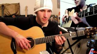 Born This Way Acoustic Guitar Cover (Lady Gaga)