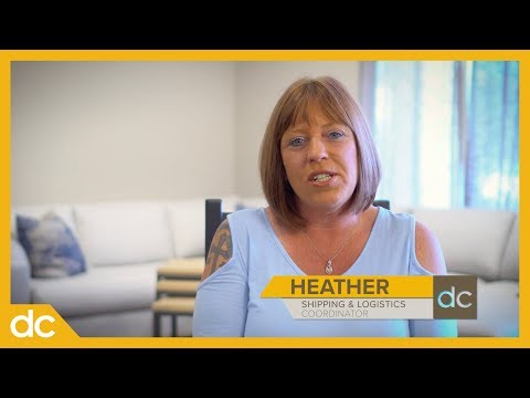 Meet Heather | Shipping & Logistics Coordinator at DutchCrafters