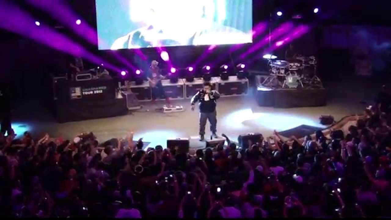 116 Unashamed Tour 2012 Come Alive Kansas City Nov. 17 ...