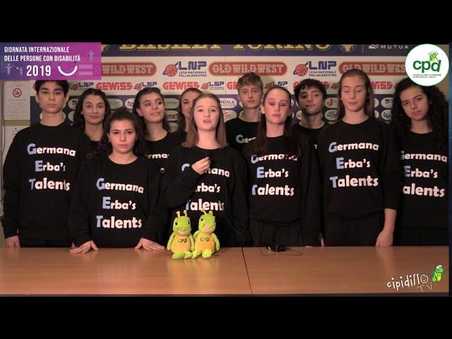 Intervista Liceo Germana Erba