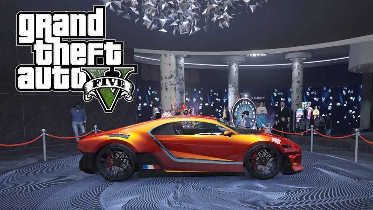 GTA 5 Online Đại Gia Trở Lại Đi Casino Đánh Bài Sang Chảnh Và Cái Kết …