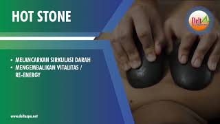 Download Video Hot Stone Delta Spa & Healthy Club MP3 3GP MP4