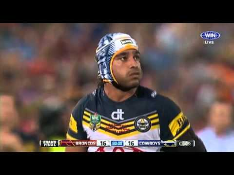 Cowboys Victory Song - NRL Grand Final 2015