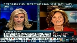 RE/MAX CEO Tells CNBC Home Prices Rising