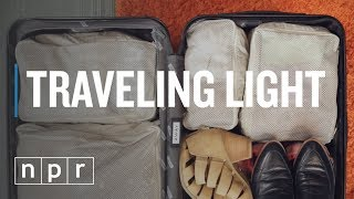 How To Pack Carry-On Luggage (With A Pro) | Life Kit Travel | NPR