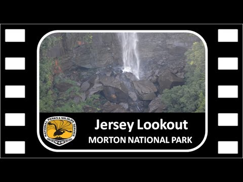 Jersey Lookout View @ Fitzroy Falls in, Morton National Park 11052017