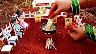 Miniature Magi Masala Recipe | Tiny Maggi Masala | Maggi Banane Ki Recipe