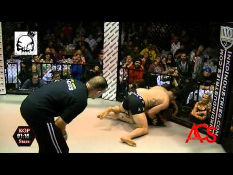 ACSLIVE.TV Presents Knockout Promotions 33 Dan Yates Vs Michael Robinson