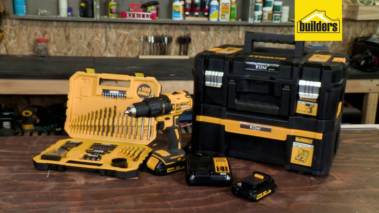 Dewalt DCD778S2K Cordless Drill Kit - Review - YouTube