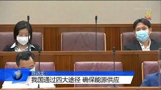 【国会】陈诗龙: 我国通过四大途径 确保能源供 - YouTube