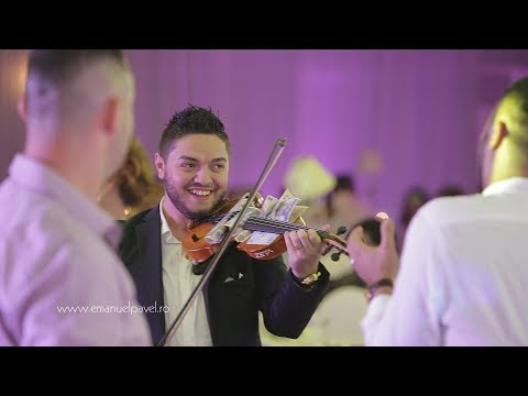 Marius de la Zalau 2017 - Colaj instrumental la vioara, acompaniat de  Benny Sarbu