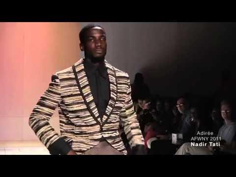 Nadir Tati | Africa Fashion Week New York 2011