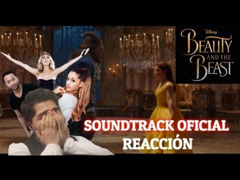 LA BELLA Y LA BESTIA TRAILER FINAL | VIDEO REACCIÓN