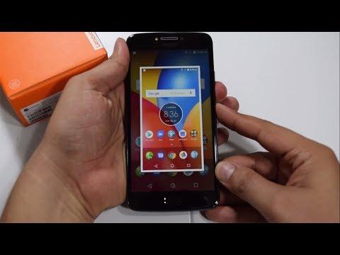 MOTO E4 PLUS Screenshot O Captura De Pantalla HD - YouTube