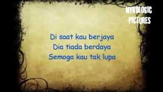 Warisan - Jasa Bonda (lirik)