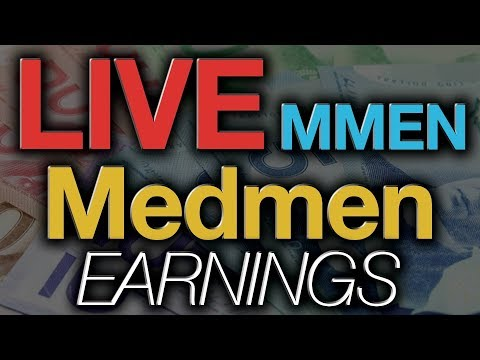 MEDMEN Earnings and Confrence Call LIVE! Stock Market News 2019