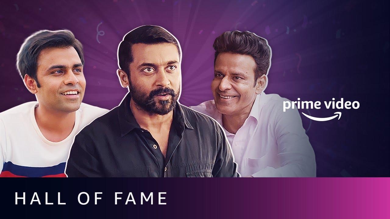 Hall Of Fame | Amazon Prime Video