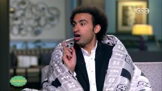 صاحبة السعادة   شاهد علي ربيع يكشف عن سر جملته الاولي علي خشبة المسرح