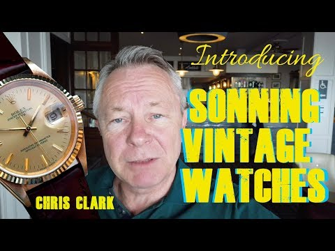 Paul Introduces Chris Clark From Sonning Vintage Watches