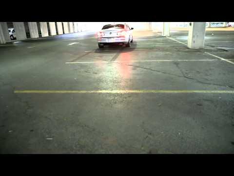 VW CC Dual Exhaust Quad Tips Sound (Lower Resolution)