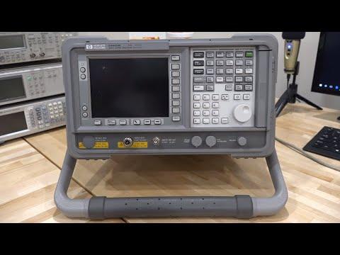 Teardown, Repair & Upgrade of an Agilent E4405B ESA-E Series 9kHz - 13.5GHz Spectrum Analyzer