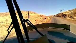 170 Tonne Road Train Hill Climbing   YouTube