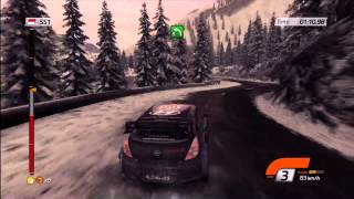 Hyundai i20 WRC  WRC World Rally Championship 4 Gameplay Review