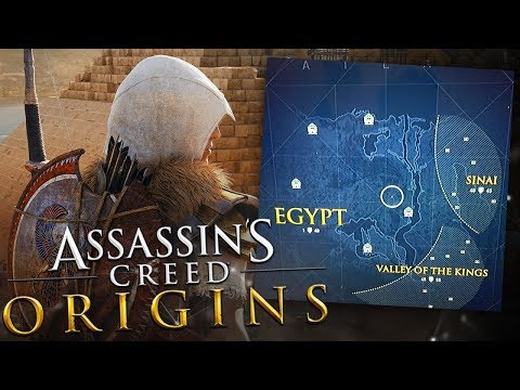 Assassin's Creed Origins DLC Details - Hidden Ones DLC ALREADY Playable On Xbox One?